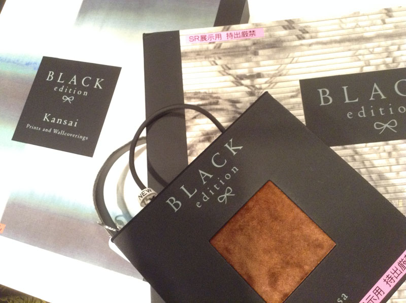 BLACK edition 新作