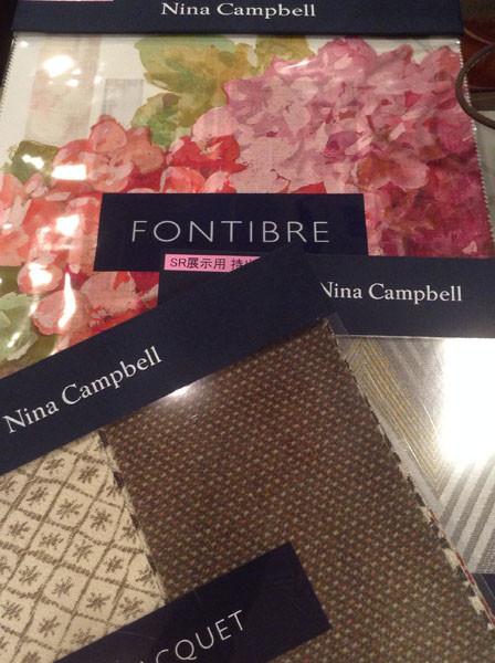 Nina Campbell 新作