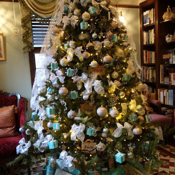 紅茶教室のクリスマス