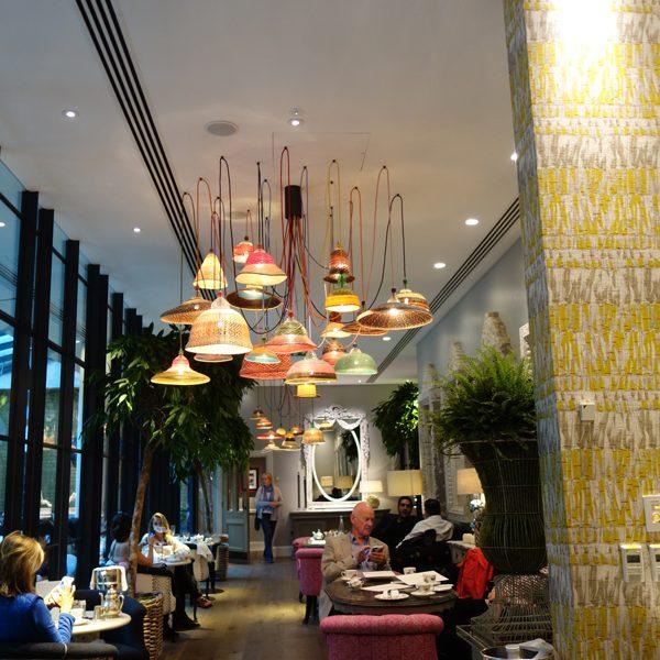 イギリスホテル編:Hamyard Hotel